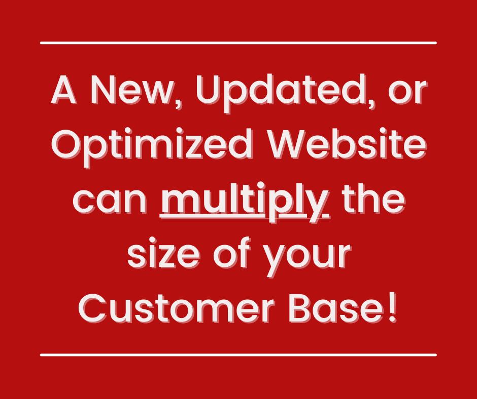 optimized web design flowery branch